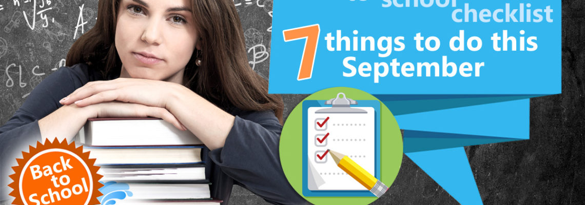 Back-to-school checklist for your dyslexic child