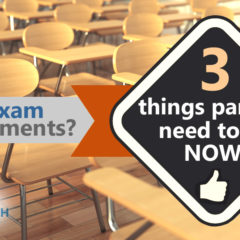 3 things you need to do NOW to make sure your dyslexic child gets extra time in exams
