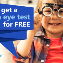 How to get a dyslexia eye test for free