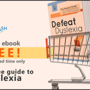 Back-to-school splash: get the Defeat Dyslexia! ebook for FREE (for a limited time only)