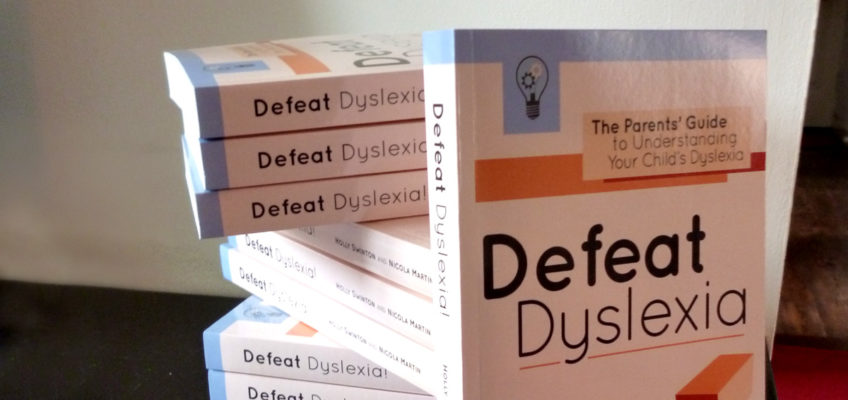 Enter Goodreads Giveaway for a chance to win a copy of Defeat Dyslexia!
