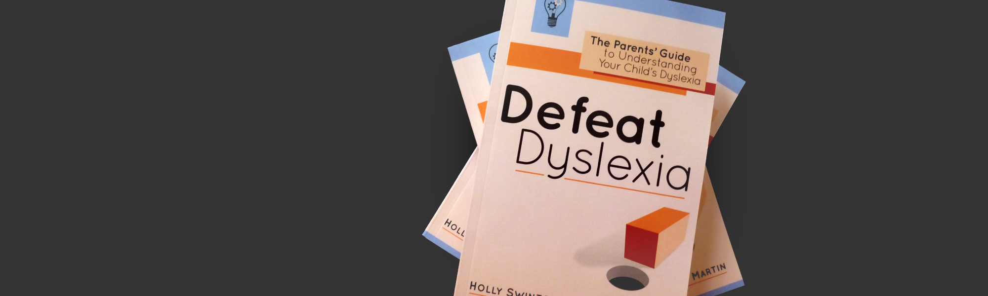 Defeat Dyslexia! book series