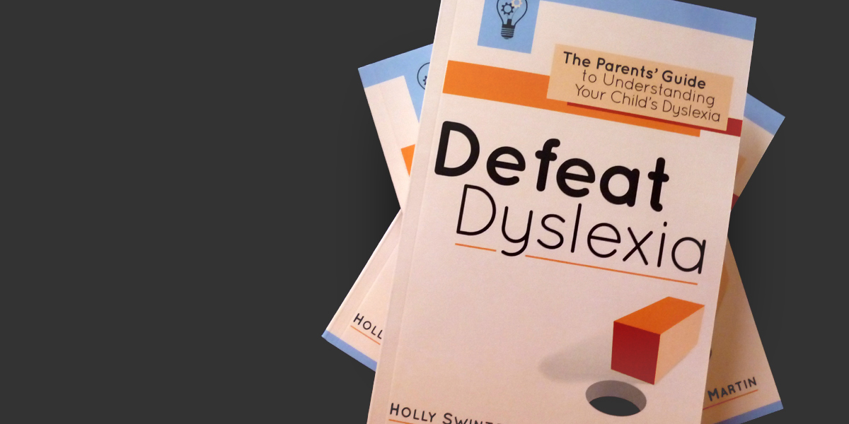 Defeat Dyslexia! book series
