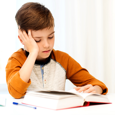 dyslexia and homework