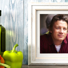 Famous dyslexic Jamie Oliver