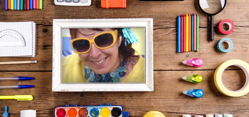Dyslexia Success Stories: Julia Gandy (jewellery maker, support worker)