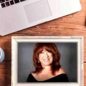 Famous dyslexic Lynda La Plante