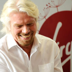 Famous Dyslexics: Richard Branson (entrepreneur)